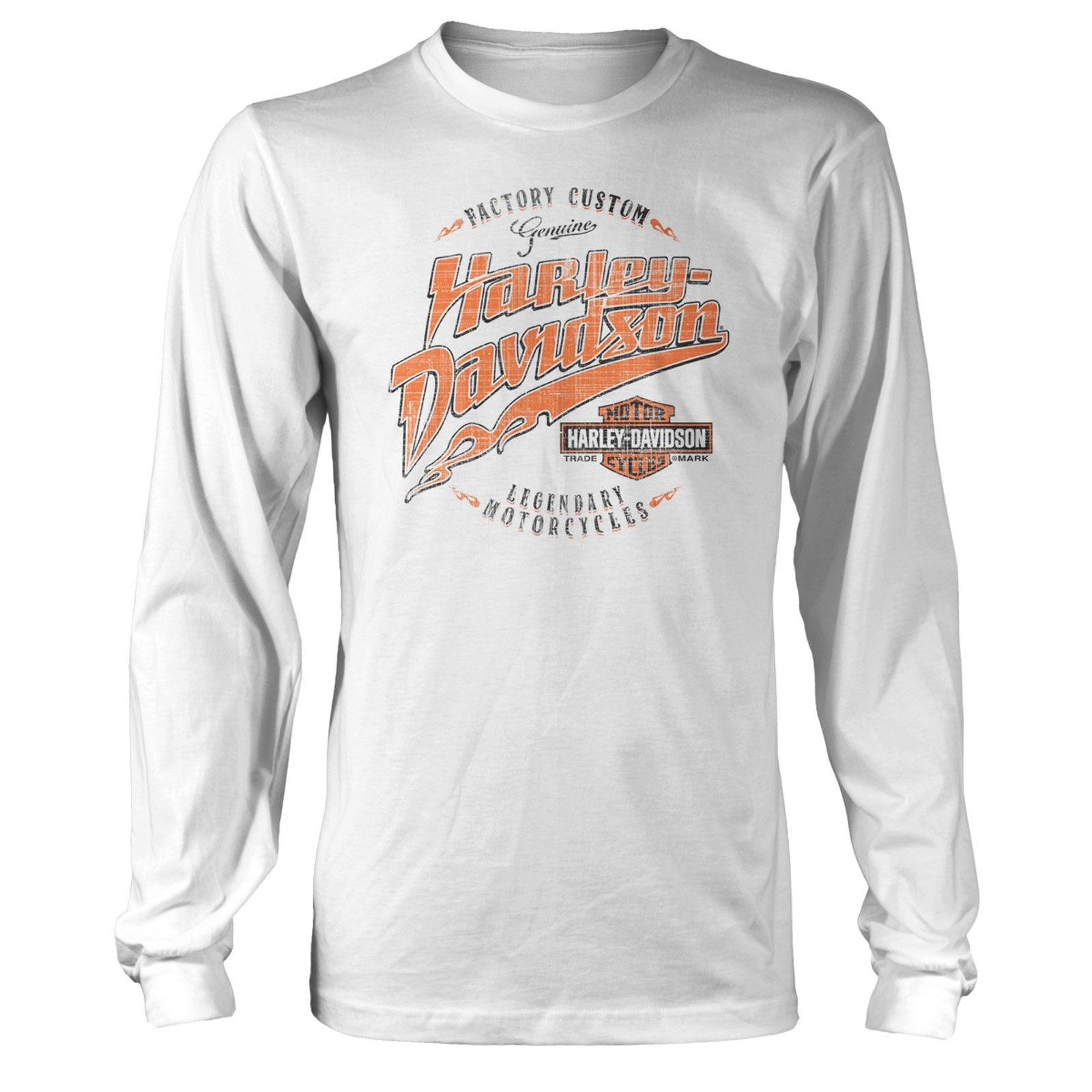 Men's Long-Sleeve Graphic T-Shirt - Camp Foster | Driven