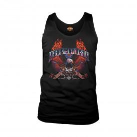 180837e3 Harley-Davidson Men's Eagle Tank Top - Camp Lemonnier | Wings of Fire