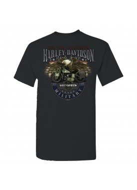 Harley-Davidson Men's Exclusive Men's Graphic T-Shirt - Overseas Tour | Eagle Bike