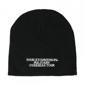 Harley-Davidson Military Knit Cap - Bar and Shield | Overseas Tour