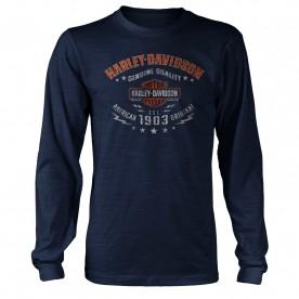 Men's Long-Sleeve Graphic T-Shirt - USAG Stuttgart | Street Ready