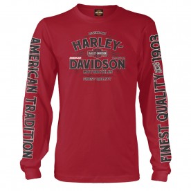 a0e3a3f8d83a Harley-Davidson Men s Long-Sleeve T-Shirt - Kadena Air Base