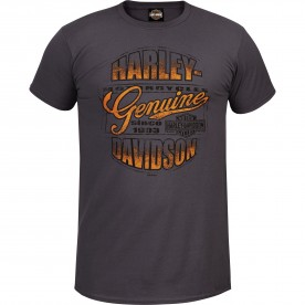 Harley-Davidson Men's Lightweight Contemporary Fit Tee - Kadena Air Base | Worn Genuine